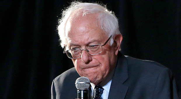 Bernie Sanders Admits His 'Major Plans' to Be Funded by New Taxes, Military Cuts