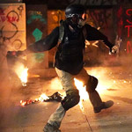 Biden's DOJ Has Dropped 'More than One-Third' of Cases Against Portland Rioters
