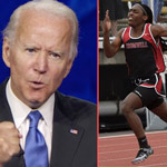 Biden Signs Executive Order Forcing Schools to Allow Transgenders in Girls' Sports