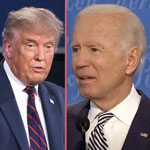 news thumbnail for Trump  Biden Can Move Into White House if He  Proves  His  Win  Was NOT  Fraudulent