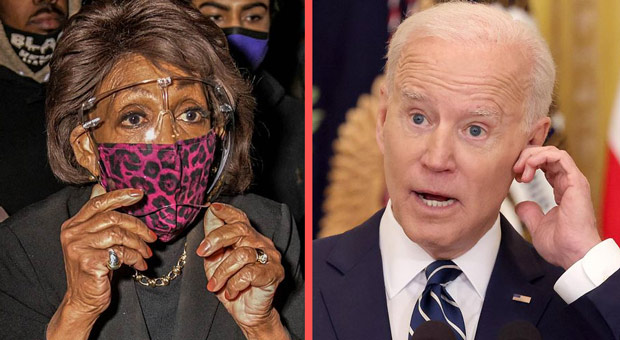 Biden and Maxine Waters' Pre-Verdict Comments Eyed as Grounds for Chauvin's Appeal