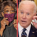 Biden & Maxine Waters' Pre-Verdict Comments Eyed as Grounds for Chauvin's Appeal