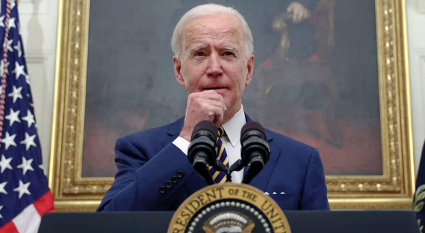 Biden: 'There's NOTHING We Can Do to Change the Trajectory of the Pandemic'