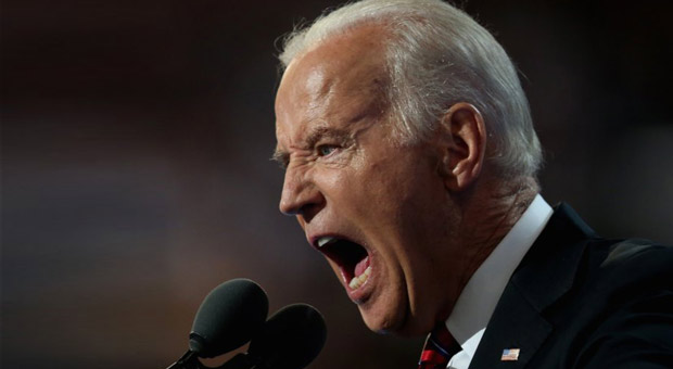 Biden Calls for a 'Physical Revolution' Against Republicans