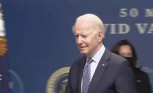 Biden Refuses to Answer Questions on His 'Immediate' $2000 Checks Promise to Voters Biden-refuse-promise-immediate-2000-checks-226221