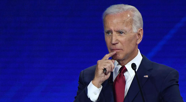 Confused Joe Biden Thinks Bernie Sanders is the President (WATCH ...