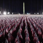 'Biden Supporters' Replaced with 200,000 Flags on National Mall for Inauguration Day