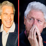 Clinton Was on Epstein's 'Pedophile Island' with '2 Young Girls,' Bombshell Docs Show