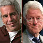 Bill Clinton Spotted on Jeffrey Epstein's 'Pedophile Island,' New Witness Claims
