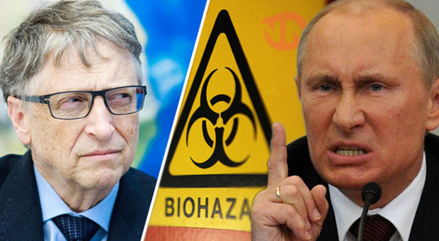 putin has accused bill gates of creating an ebola epidemic in africa