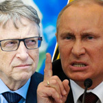 Bill Gates Accused of Starting Ebola Outbreak in African Village by Putin