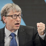 Bill Gates Warns 'Crazy' Anti-Vaxxers Are Threatening COVID-19 Vaccine's Success