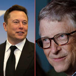 Elon Musk Blasts 'Knucklehead' Bill Gates, Says He'll Refuse COVID-19 Vaccine