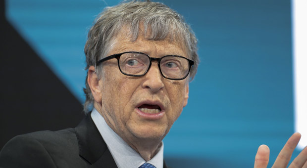 a bill gates funded covid 19 testing program has been shut down by the fda
