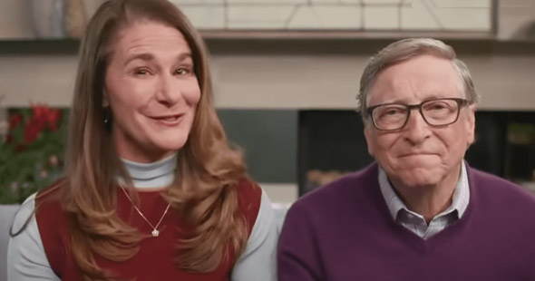bill gates says he hoped the tracking program would give insight into how the virus is  moving through the community