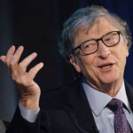 Bill Gates Met 'Many Times' with Epstein Who Likened His Crimes to 'Stealing a Bagel'