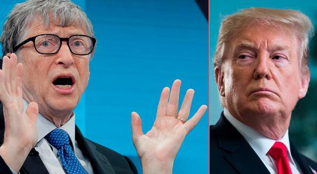 Bill Gates: Trump is a Vaccine Skeptic
