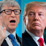 Bill Gates: Trump is a Vaccine Skeptic
