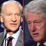 Bill Maher: 'It's Possible' Bill Clinton Visited Epstein's 'Pedophile Island'