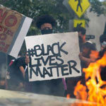 BLM Mob Storms Neighborhood, Demands White Folk 'Give Your Homes to Black People'