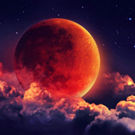 Blood Moon and Mars Approach Set To Trigger 'Biblical Event' Experts Say