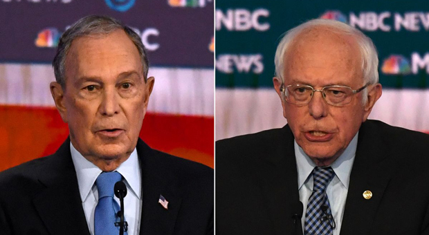 Bloomberg to Bernie: Putin 'is Helping You Get Elected,' So 'You'll Lose to Trump'