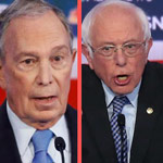 Bloomberg Shreds 'Socialist' Bernie Sanders: You're 'a Millionaire with 3 Houses'