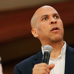 Cory Booker: Sometimes I Feel Like Punching Donald Trump