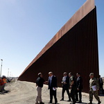 news thumbnail for Border Wall Going Up 1 Mile Per Day  450 Miles By 2020   Pentagon Reveals