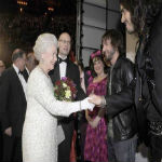 Russell Brand Blames Royal Lizard 'Illuminati' Family For Economy Mess