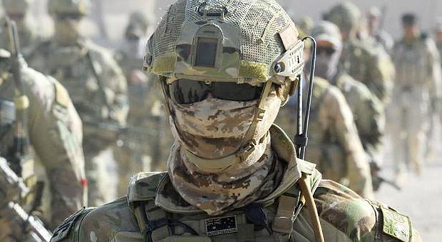 British SAS Hero Kills 5 Islamic State Terrorists with a Shotgun in Just 7 Seconds