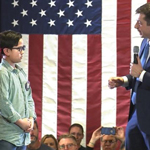 Buttigieg Encourages 9-Year-Old to 'Come Out' During Campaign Event: 'I'm Gay Too'