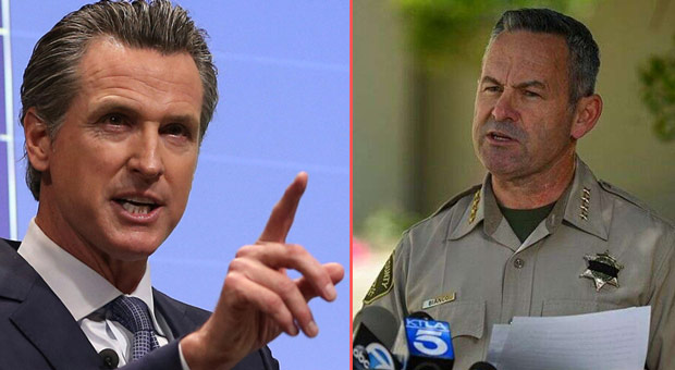 sheriff chad bianco is refusing to make criminals out of people for exercising their constitutional rights
