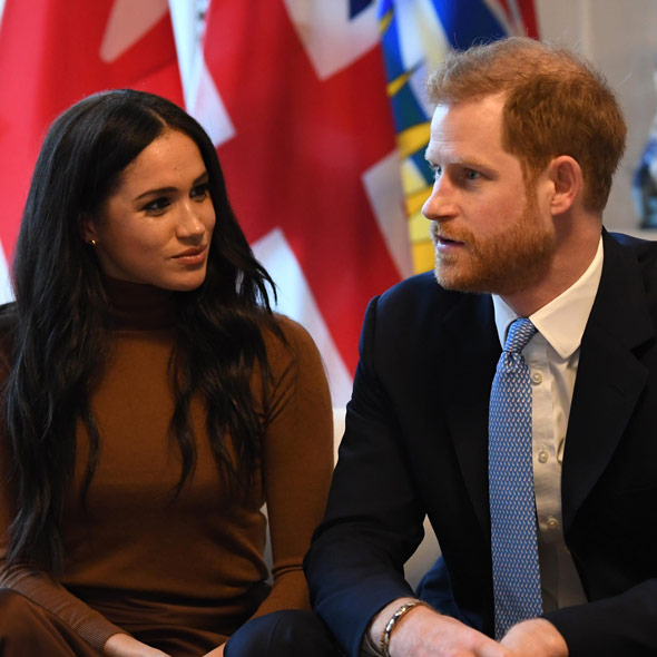 Canadians Refuse to Pay for Prince Harry & Meghan Markle, Poll Shows