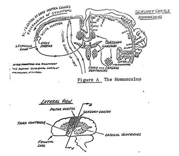 the top secret documents suggest that by controlling the brainwaves of a cancer sufferer can have postive effects