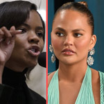 Candace Owens Slams Chrissy Teigen as 'Sick' after More 'Deranged' Bullying Emerges