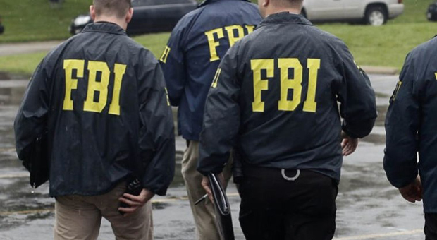 fbi officials said man became aggravated as coronavirus lockdowns to take hold in the united states