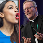 Catholic Bishop Shreds AOC for Attacking Christian Statues: 'Crazy and Outrageous'