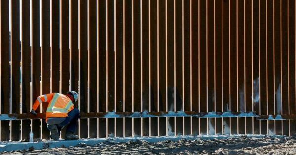 Image result for Pentagon finds $12.8 billion for Trump's border wall