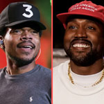 Chance the Rapper Urges Fans to Back Kanye West Over Joe Biden