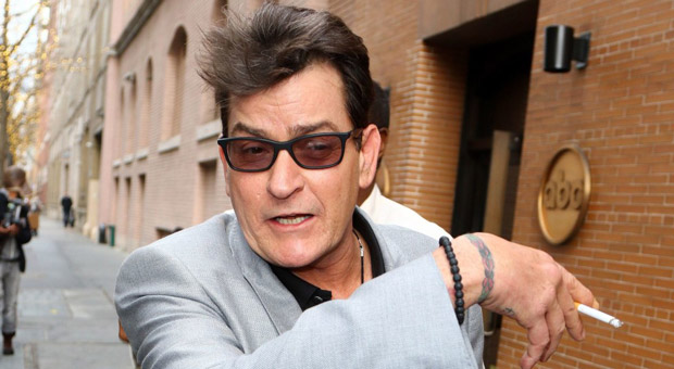 charlie sheen says big pharma has covered up the cure for aids and hiv