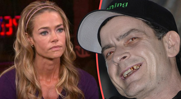 charlie sheen s ex wife denise richards says he was obsessed with child porn