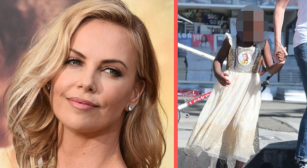 Charlize Theron Announces Shes Raising 7 Year Old Son As A Girl