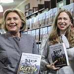Awkward: Hillary, Chelsea Asked if Person With Beard & Penis Can Identify as a Woman
