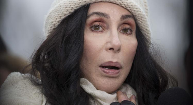 cher earlier this month claimed america was a  racist  country due to the passing of new voter integrity laws