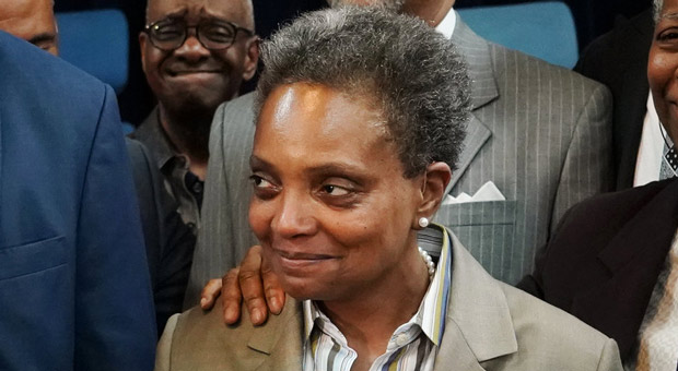 democrat mayor lori lightfoot   s chicago suffered another weekend of bloody violence