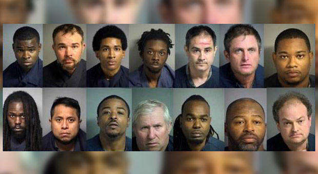 Neon Nettle: Child Sex Sting Operation Takes Down
