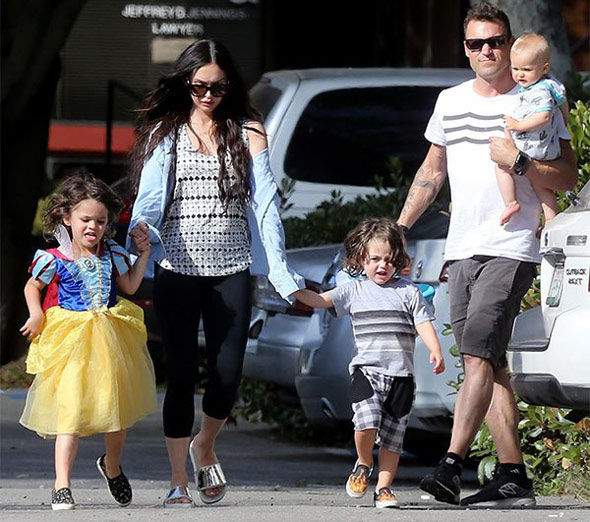 a growing number of children is being encouraged to switch genders with celebrities such as megan fox leading the way with her own kids