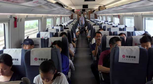 China Begins Banning People With 'Bad Social Credit' From Trains And Planes