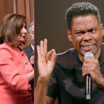 Chris Rock: Democrats 'Let the Pandemic Come In' While Pushing Trump Impeachment